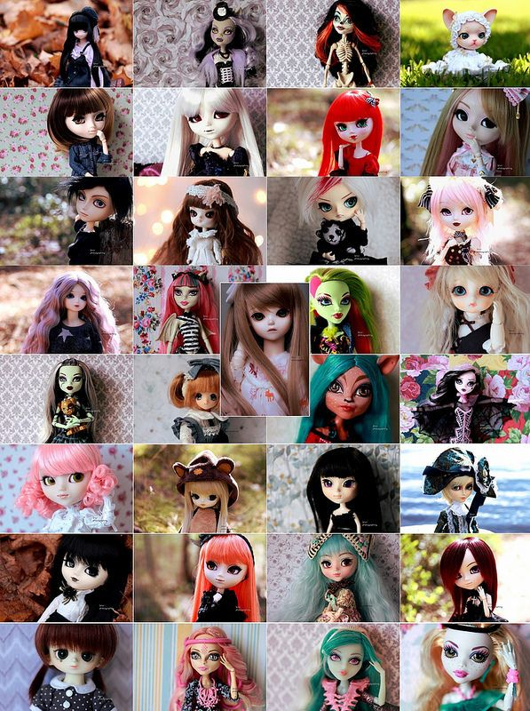 My current doll family | by Siniirr