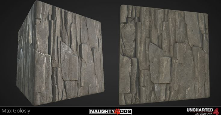 ArtStation - Uncharted 4 Substance Designer Rock Graph, Max Golosiy