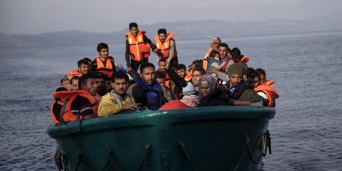 Obama: Climate change could cause a refugee crisis thats...