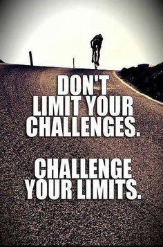 Don't limit your challenges .. challenge your limits.. more Motive (Link)