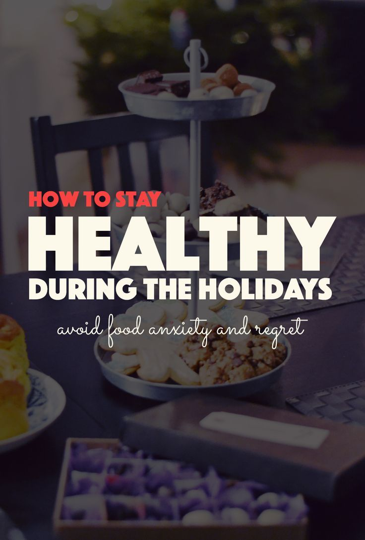 How to Stay Healthy During the Holidays. Combat cravings, resist temptation and stay on top of nutrition, health, exercise, workouts, and good for you foods this holiday season with these tips.