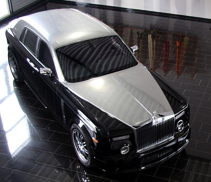2007 Rolls-Royce Phantom Mansory Conquistador