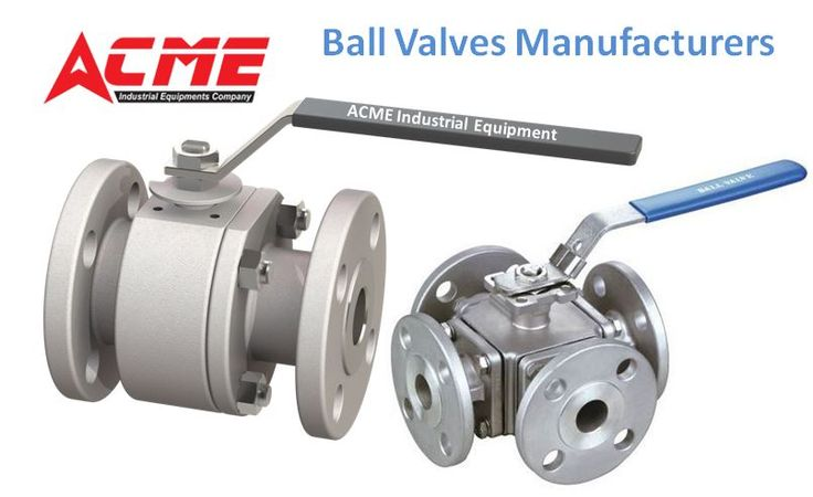 ACME Industrial Equipment's Company  is a leading Ball Valve brand with starnderd  API 6D. Here Ball Valves are available in various types like  three way, Four way ball valve flanged ends, ball valve trunnion mounted, Three piece ball valve 5/E & S/W ends. Get information on ball valves visit ACME Industrial Equipment. Website : https://goo.gl/y82hFU           Contact : 9908082672 / acme.salesdept@gmail.com #ballvalve #ballvalves #ballvalvesmanufacturers #ballvalvessuppliers