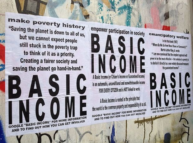 Unconditional Basic Income – an Economic Model for a New Renaissance
