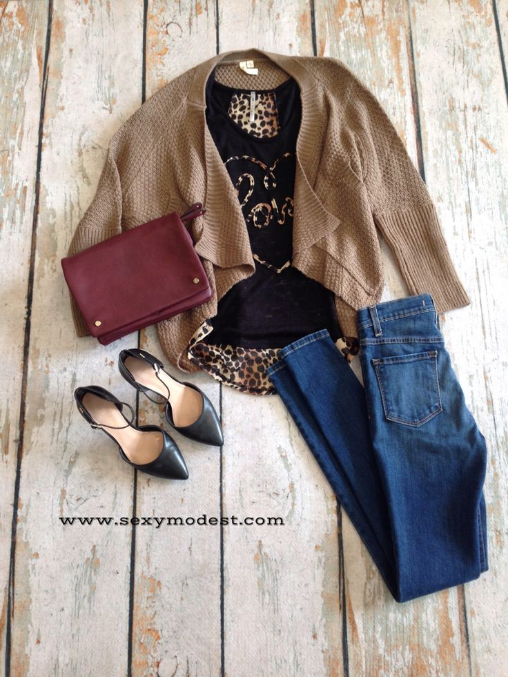 Cute sweaters for fall. Loving this combo. www.sexymodest.com #modestshoppin #Sexymodest #smbfaves