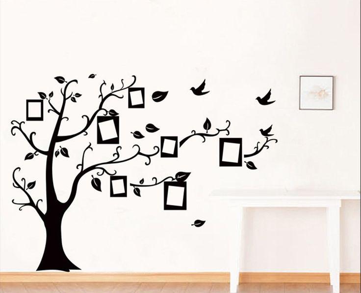 1000+ idee su Foto Decorazione Parete su Pinterest  Decorare un lungo ...