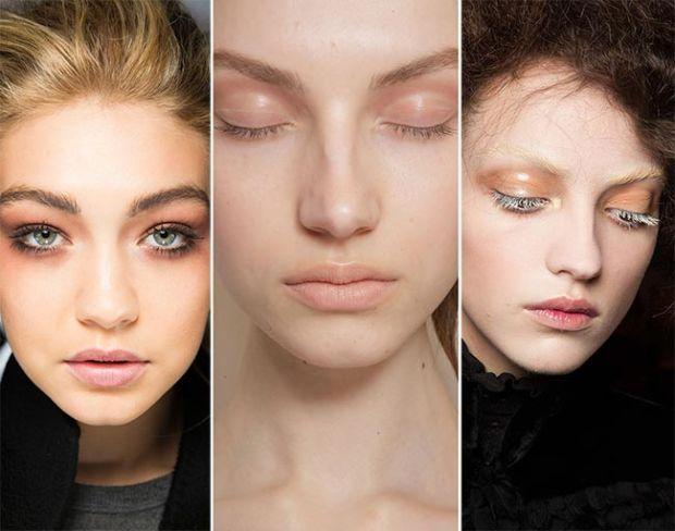 Αποτέλεσμα εικόνας για makeup trends 2016