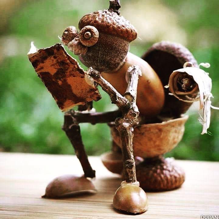 So cute :) via dubanzi.cz #recyclart