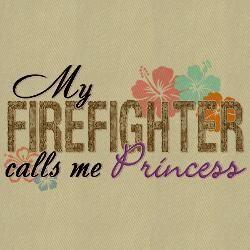 Firefighters Girlfriend Hats |