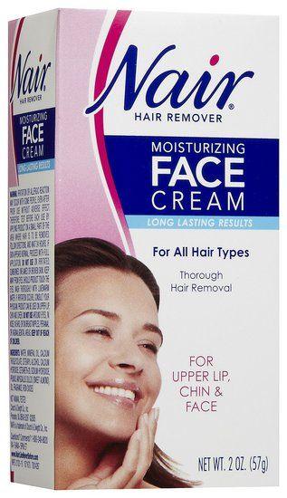 Nair Permanent hair removal,Nair facial hair removal