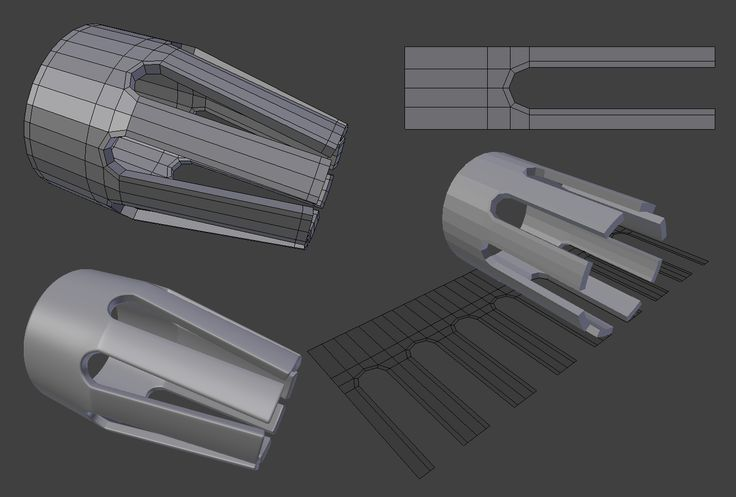 FAQ: How u model dem shapes? Hands-on mini-tuts for mechanical sub-d AKA ADD MORE GEO - Page 127 - Polycount Forum