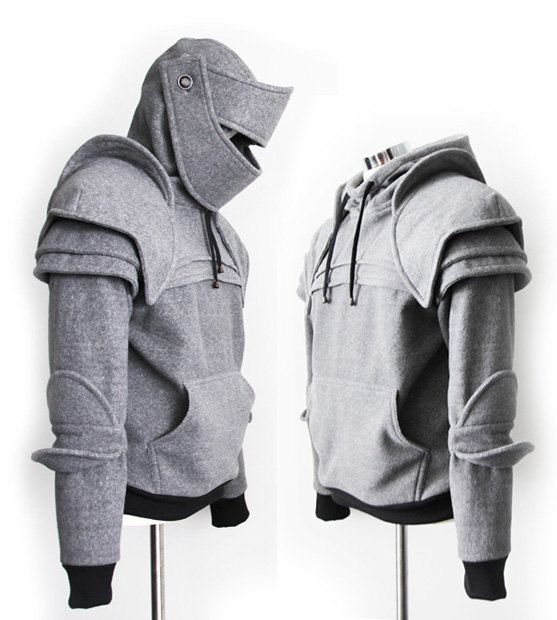 Knight Sweatshirt- words cannot express how badly I want this