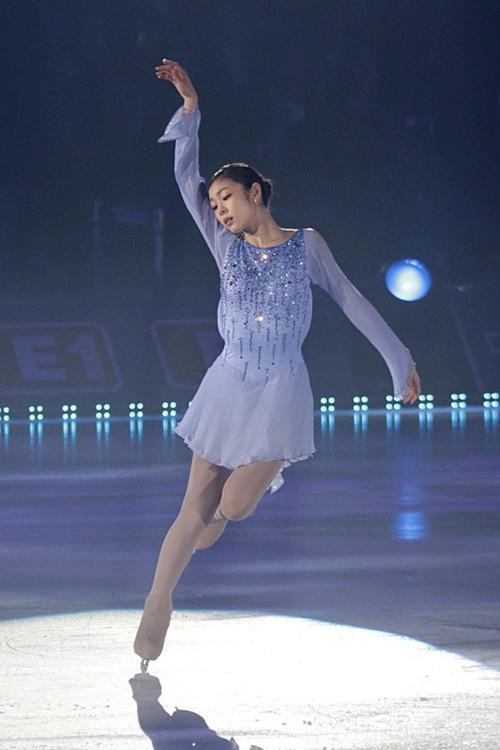 Yuna Kim - All That Skate Spring 2012