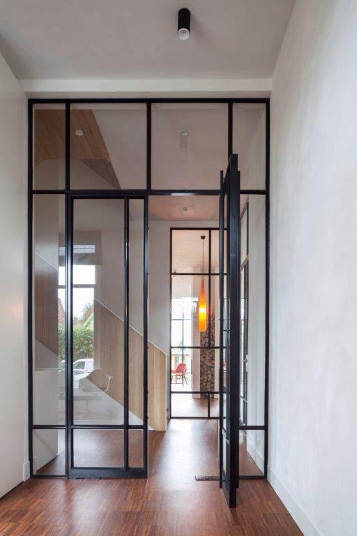 Art 15 steel door by Chris Collaris Design More