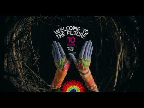 WELCOME TO THE FUTURE FESTIVAL   10 YEAR ANNIVERSARY - Viva la Electronica