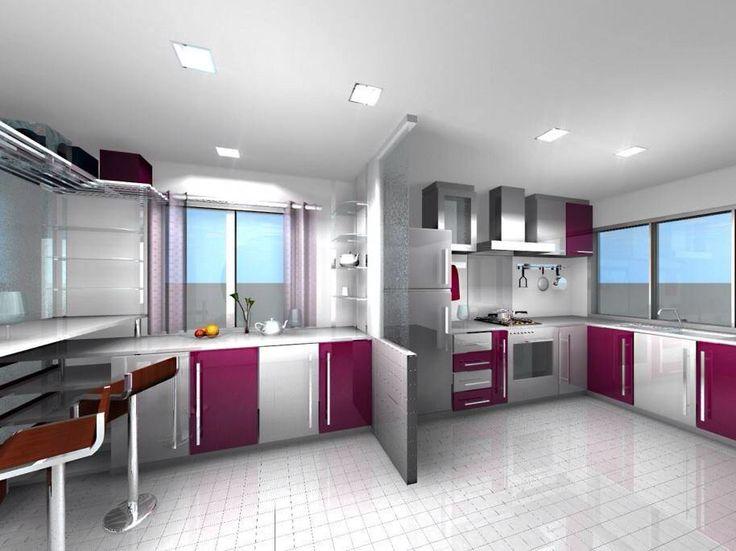 Mejores 10 imágenes de Interior Design Ideas Kitchens en Pinterest ...