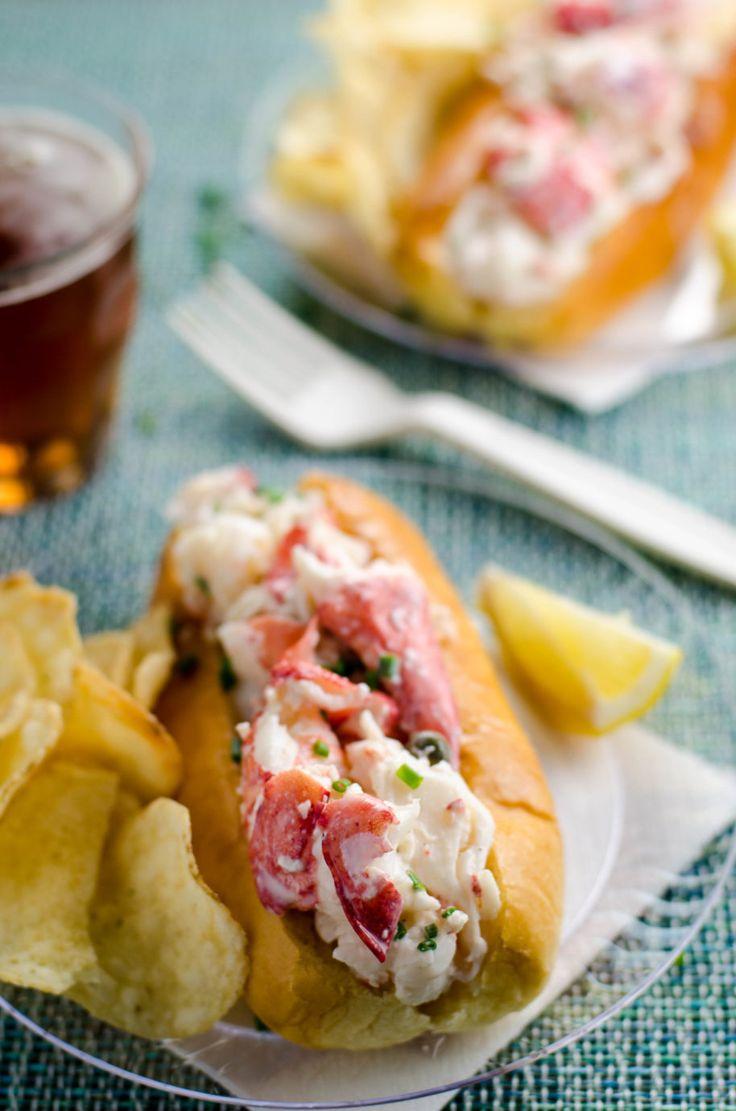 Best Lobster Roll Recipe   Umami Girl