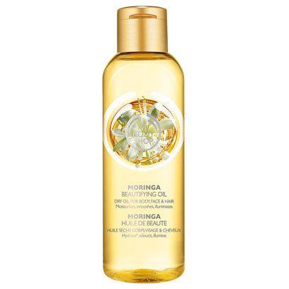 Moringa Beautifying Oil The Body Shop