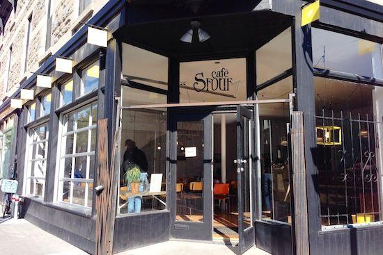 Centre-Sud : café Sfouf