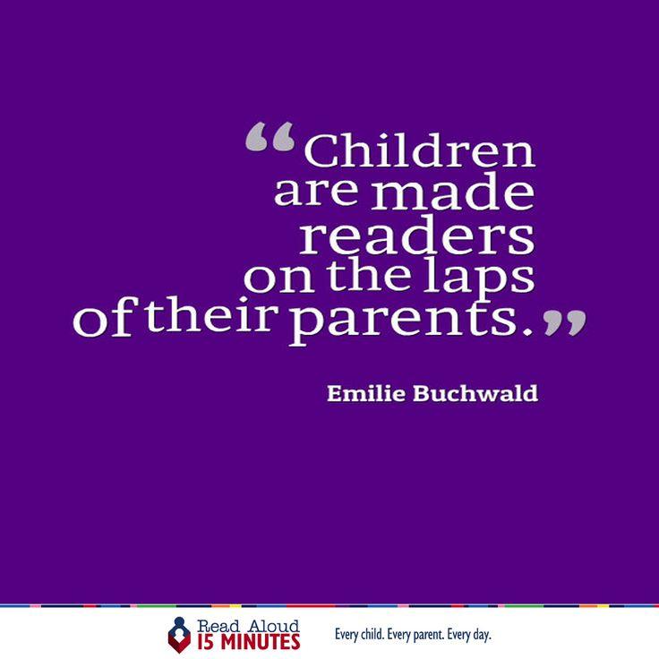 jim trelease read aloud handbook quotes