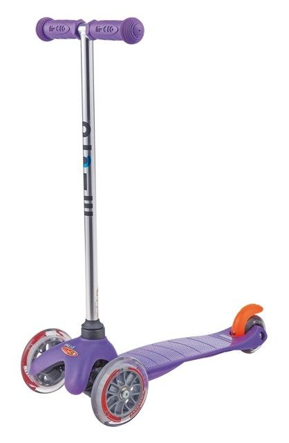 Microscooters - Mini Micro Scooter Purple - Christmas Catalogue - Shop These are the best scooters going and I was planning on getting one for Miss E either this Christmas or her next birthday! #EntropyWishList and #PinToWin