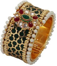 Buy Jewellery Party wear bangles jeweller bangles-and-bracelet online
