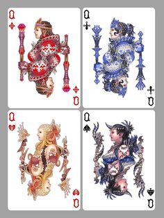Image result for old playing cards
