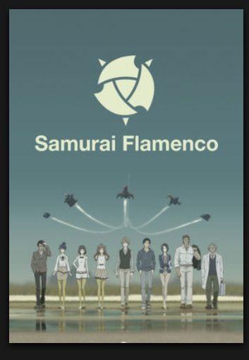 Samurai flamenco dating time