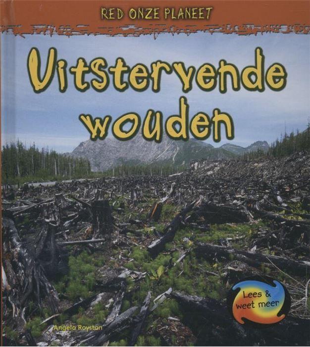 Uitstervende wouden  Mensen doen allerlei dingen die onze planeet en ons leven hierop in gevaar brengen. Ontdek wat we verkeerd doen en hoe we het beter kunnen aanpakken. Iedereen kan het verschil maken. Ontdek hoe jij kunt meehelpen om onze planeet te beschermen! Waarom worden de wouden met uitsterven bedreigd? Waarom zijn wouden zo belangrijk? Wat zou er gebeuren als er geen bomen meer zijn?  EUR 14.00  Meer informatie
