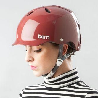 Bern Lenox Gloss Cranberry ]