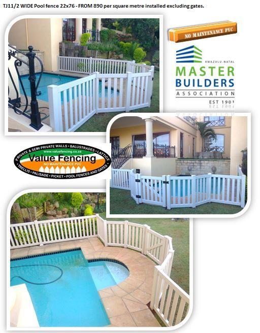 Pvc Pool, Pool Fence, Fence