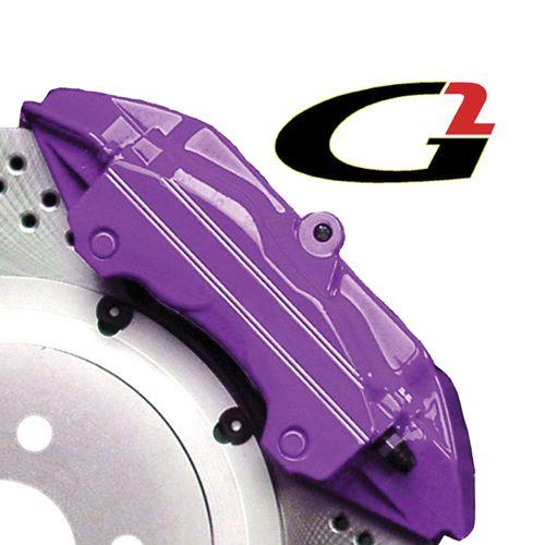 G2 USA - G2165 - Purple High Temperature Brake Caliper Paint System Set