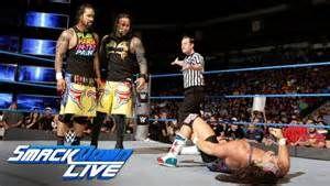 WWE Backlash Predictions...