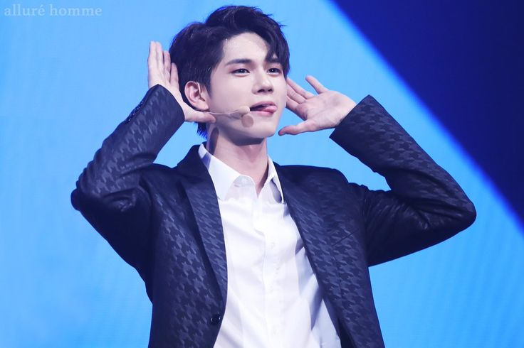 Ong Seong-woo 옹성우♡ 알뤼르옴므 alluré homme (@Allure825)