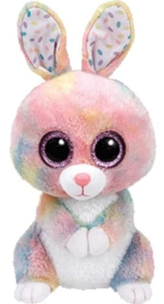 Cuddly Multi Colour Easter Bunny!
