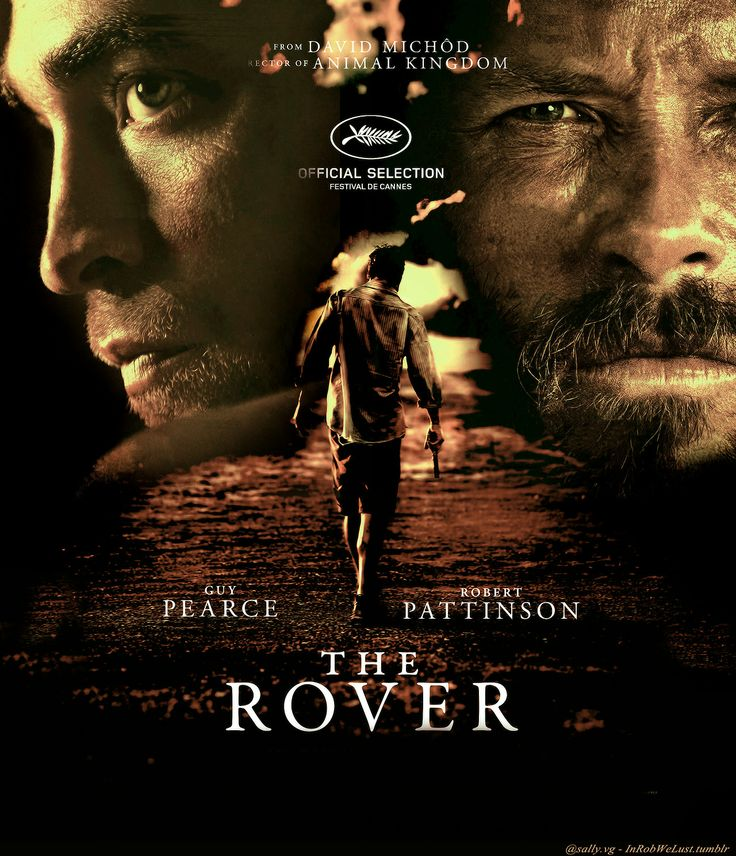 ♥♥InRobWeLust movie poster for The Rover
