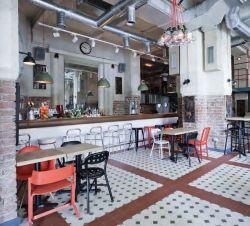 Vitctorian bespoke modified York pattern at Energiea Pub, Bucharest, Romania