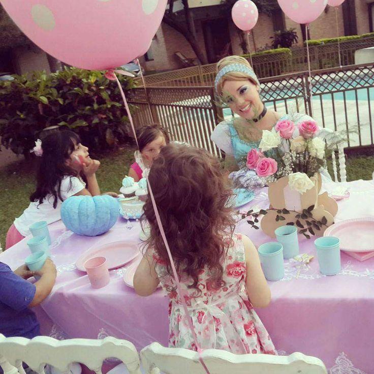 Золушка День Рождения Идеи | Фото 2 из 21 | Поймать моя партия