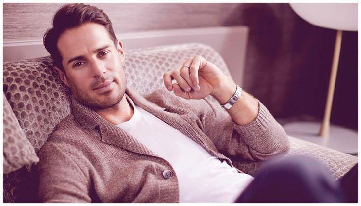 Jamie Redknapp, will be the face of our Elite Gentleman fragrance range