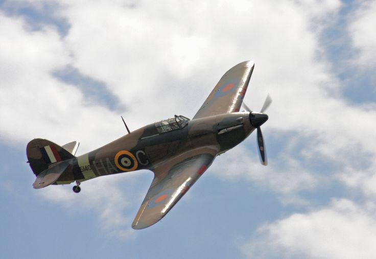 World War Two Hawker Hurricane – The Facts - http://www.warhistoryonline.com/war-articles/world-war-two-hawker-hurricane-facts.html