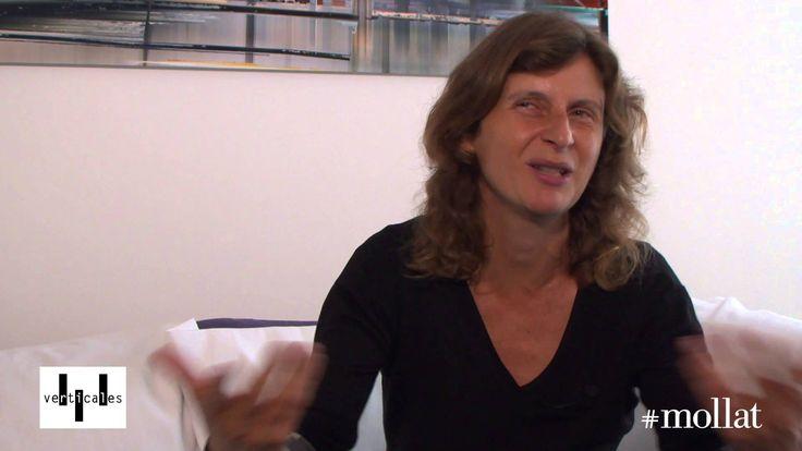 """Olivia Rosenthal vous présente son ouvrage """"Mécanismes de survie en milieu hostile"""" aux éditions Verticales. Rentrée littéraire 2014. http://www.mollat.com/l..."""