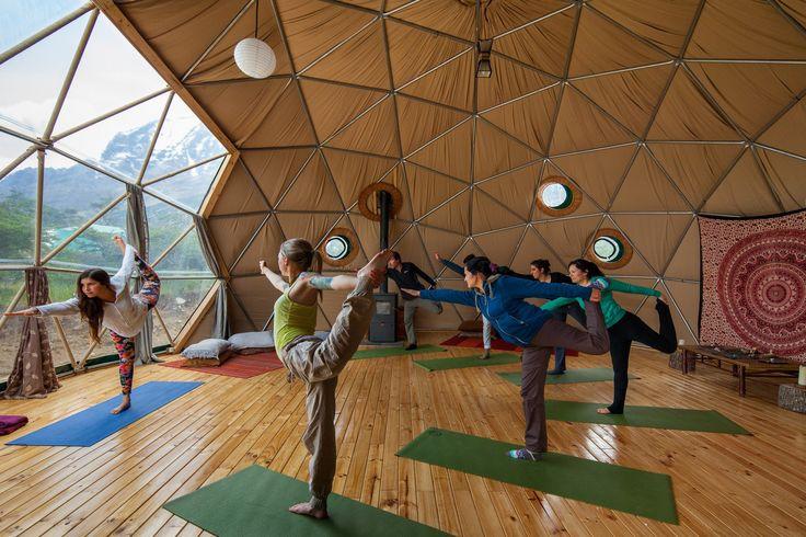Eco Camp - Patagonia Yoga Dome