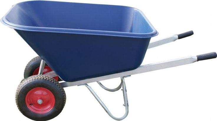 Twin Wheel Barrow With an enormous 200 litre capacity this wheelbarrow is…
