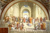 The School of Athens Scuola di Atene by Raphael Poster Posters.