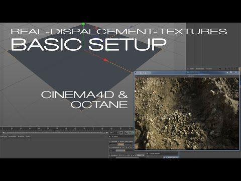 RDT in Cinema4D - YouTube