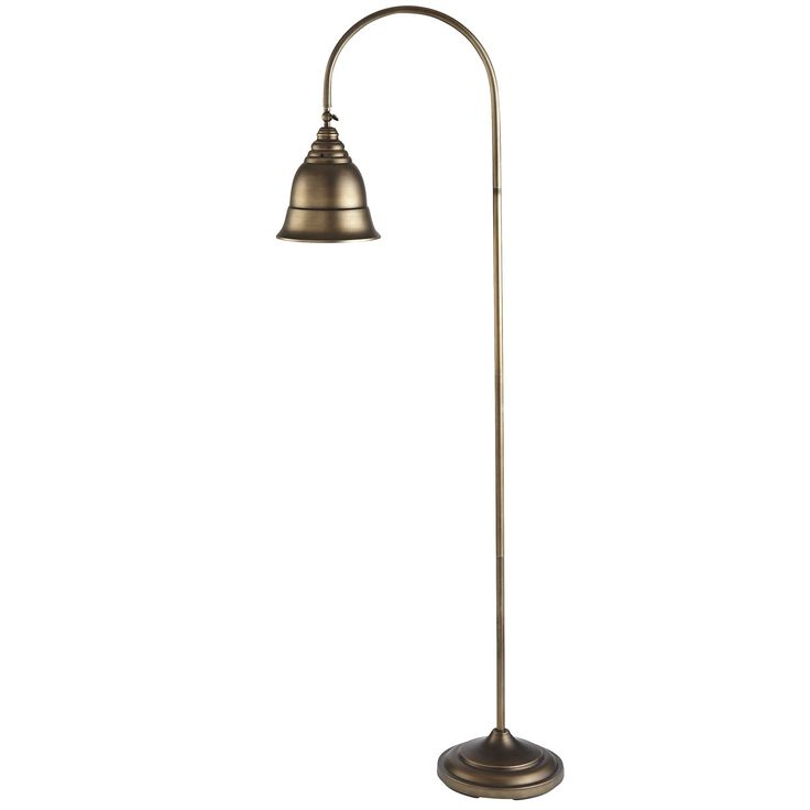 Industrial floor lamp bronze pier 1 imports 89