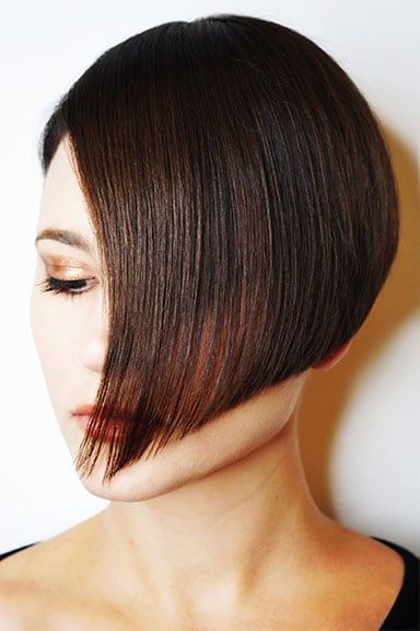 funky hair styles best 25 angled bobs ideas on aline bob 2527