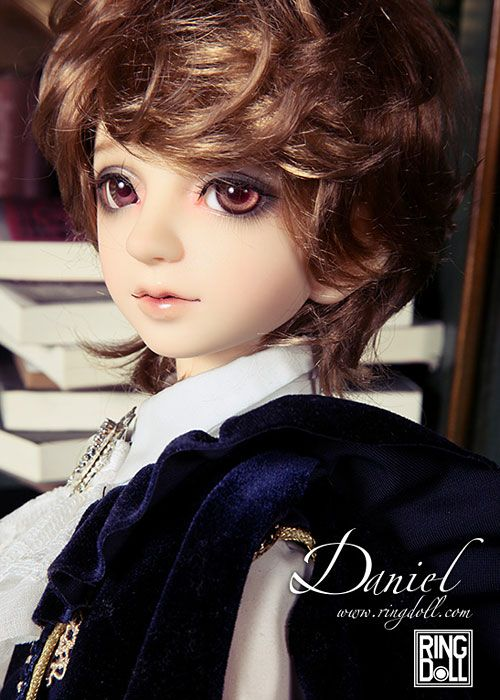 Advance notice-Daniel 4 by Ringdoll.deviantart.com on @deviantART