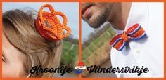 Oranje boven, voor zowel hem als haar! Dit jaar vieren we alweer voor de tweede keer Koningsdag! En op deze dag wil je toch een beetje koninklijk voor de dag komen. Daarom geven wij jullie graag inspiratie voor een leuk rood-wit-blauw en oranje item, speciaal om er extra feestelijk uit te zien op 27 april! Kijk op CraftKitchen voor de patronen!