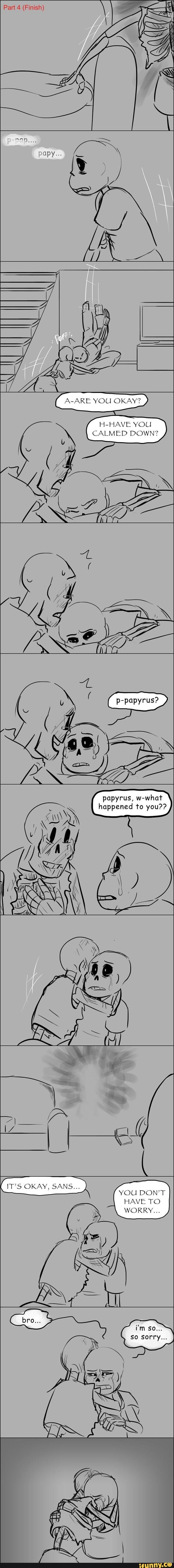 sans, papyrus, undertale